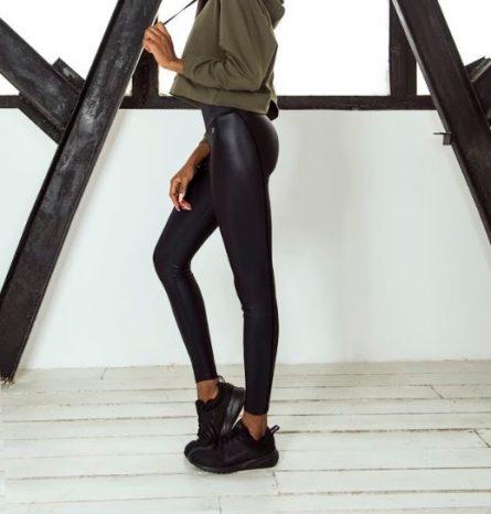 STREETWEAR Леггинсы Leather