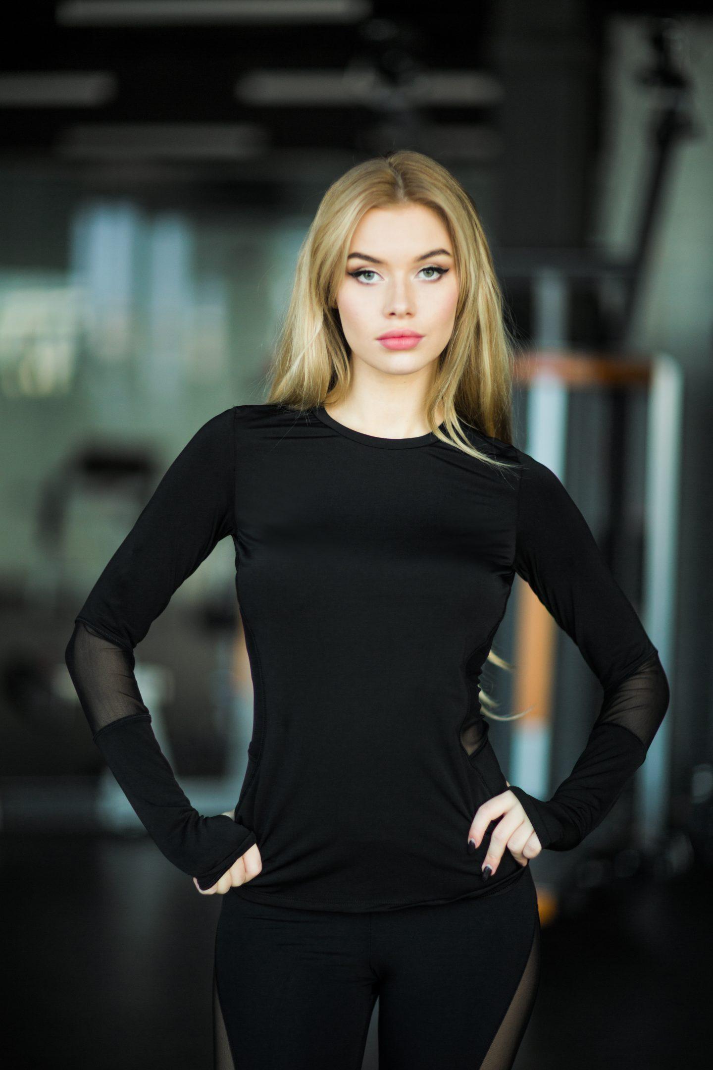 Рашгард Basic Black