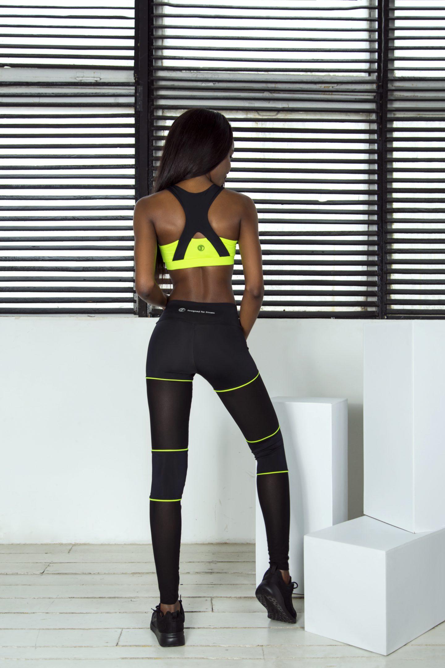 Спортивный комплект Sexy Shorts Lemon