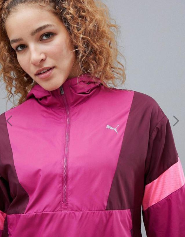 Куртка-ветровка Puma